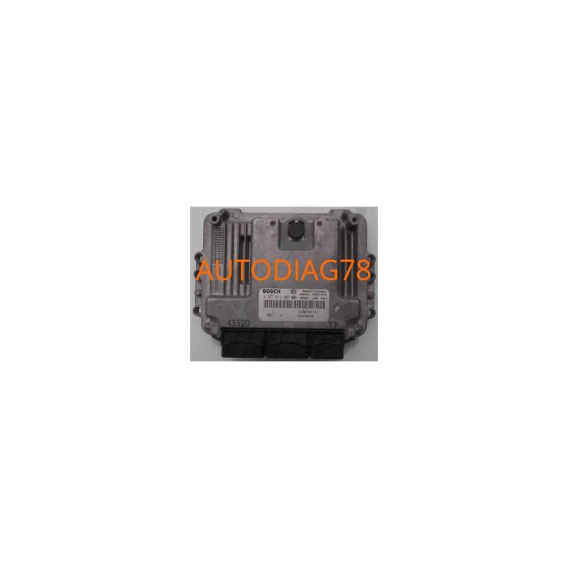 Calculateur Renault Megane Scenic 2 1.9 DCI 130 0281013907 8200705747 8200705748