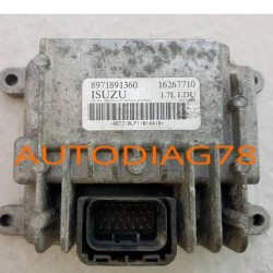 Calculateur de Pompe HP ISUZU Opel 1.7L DTI
