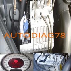 Réparation bloc ABS SBC Mercedes class E W211 mercedes class E , R et SL