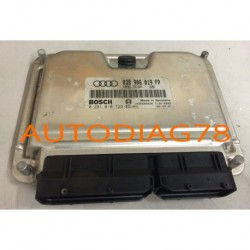 Calculateur Moteur Audi A4 1.9TDI 130HP BOSCH 0 281 010 729, 0281010729, 038 906 019 FP, 038906019FP, EDC15P+