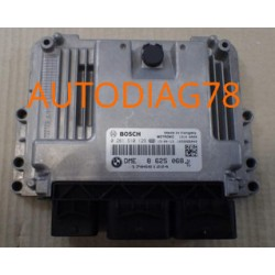 CALCULATEUR MOTEUR MINI R56 Cooper S 2007 BMW BOSCH 0 261 201 969, 0261201969, DME 7 610 011, DME7610011, 7610011