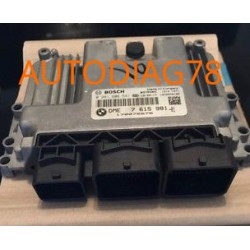 CALCULATEUR MOTEUR MINI COOPER BOSCH 0 261 S06 541, 0261S06541, DME 7 615 981, 7615981, DME7615981, 1039S42185, 170060889