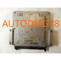 CALCULATEUR MOTEUR PEUGEOT 406 2.0 HDI BOSCH 0281001782, 0 281 001 782, 9634662880, 96 346 828 80, EDC15C2 01 28FM0057