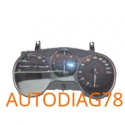 Réparation tableau de bord compteur Fiat 500 - Autodiag78