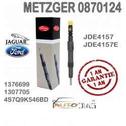 Injecteur METZGER 0870124 DELPHI : EJDR00503Z, EJDR00504Z, R00503Z, R00504Z-DNR