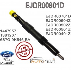 EJDR00801D FORD MONDEO JAGUAR X TYPE 2.0 TDCI DELPHI DIESEL INJECTEUR 801D