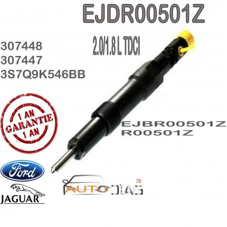 EJDR00501Z Injecteur FORD MONDEO MK3 2003 ON 2.0 TDCi DIESEL FUEL 115 - 125 CV Echange Réparation LEBONCOIN Delphi