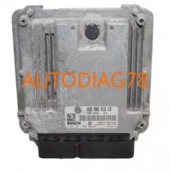 CALCULATEUR MOTEUR VW VOLKSWAGEN GOLF 5 VI 1.9 TDI 03G906016CB, 03G 9060 16 CB, BOSCH 0 281 011 900, 0281011900