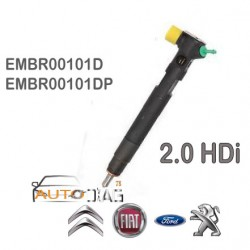 Injecteur DELPHI EMBR00101D R00101DP 2.0 HDi 2.0 TDCi