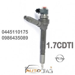 INJECTEUR BOSCH 0445110175