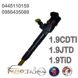 INJECTEUR BOSCH 0445110159