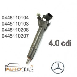 INJECTEUR BOSCH 0445110104