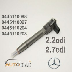 INJECTEUR BOSCH 0445110146-0986435087