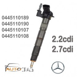INJECTEUR BOSCH 0445110189