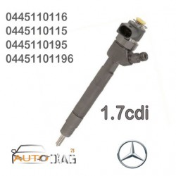 INJECTEUR BOSCH 0445110116 - 04451101196 - 0445110195