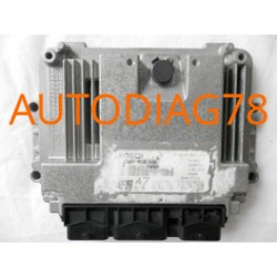 CALCULATEUR PEUGEOT 307 1.4 HDI BOSCH 0281010390, 0 281 010 390, 9646560180, 96 465 601 80, EDC16C3 47, 28SA5586, 9644157380