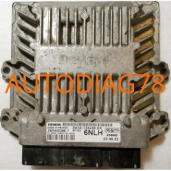CALCULATEUR MOTEUR FORD Focus  SIEMENS SID803 J38AC 6NLH 3M5A12A650HH 5WS40028K-T