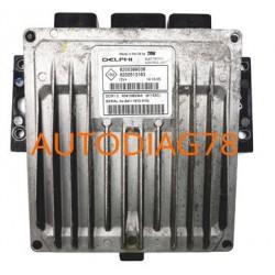 CALCULATEUR MOTEUR RENAULT CLIO MODUS NISSAN MICRA 1.5 DCI DCM1.2 R0410B034A 81153C, 8200399038, 8200513163