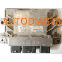 CALCULATEUR MOTEUR VIERGE TWINGO 1.2 16V SIEMENS SIM32 S120201107 A, S120201107A, 8200438381 8200400246