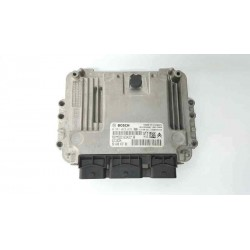 CALCULATEUR MOTEUR CITROEN PEUGEOT 1.6 HDI BOSCH 0 281 013 872, 0281013872, 96 648 437 80, 9664843780, 9653958980, EDC16C34