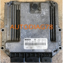 CALCULATEUR MOTEUR OPEL VIVARO 2.0 CDTI, BOSCH 0 281 014 208, 0281014208, 8200666516, 8200752059