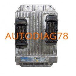 CALCULATEUR MOTEUR OPEL MERIVA 1.7 CDTI ISUZU 897350 9485, 8973509485, DENSO 112500-0163, 1125000163, GM 97350 948, 97350948