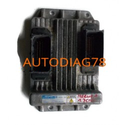Calculateur Moteur OPEL 1.7 CDTI ISUZU 898000 3221, 8980003221, GM 98000 322, 98000322, DENSO 112500 0201, 1125000201