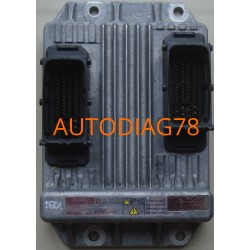 Calculateur Moteur OPEL CORSA 1.7 CDTI ISUZU 897300 0976, 8973000976, GM 97300 097, 97300097, DENSO 112500-0154, 1125000154