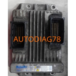 CALCULATEUR MOTEUR OPEL MERIVA 1.7 CDTI ISUZU 897350 9487, 8973509487, GM 97350 948, 97350948, DENSO 112500 0165, 1125000165