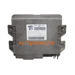 CALCULATEUR MOTEUR FIAT PUNTO 1.2 IAW 18FD.5Z, IAW18FD5Z, 46531218, 61600.404.00, 6160040400