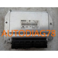Calculateur moteur Hyundai,Bosch 0281011538, 0 281 011 538, EDC15c7, 3910327060