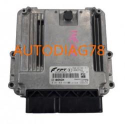 Claculateur Moteur IVECO  DAILY 3,0 JTD Bosch 0 281 018 453, 0281018453 EDC17C52 5801467201