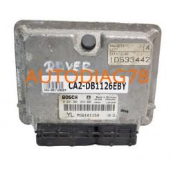 CALCULATEUR MOTEUR ROVER 25 45 MG ZR 2.0 BOSCH 0281001956, 0 281 001 956, YL MSB101150