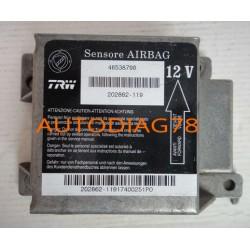 Réparation Calculateur D'airbag Alfa Romeo 145 - 46538798 TRW
