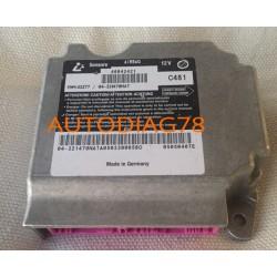 Réparation Calculateur D'airbag Alfa Romeo 147 - 46756117 Allied