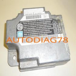 Réparation Calculateur D'airbag Alfa Romeo 147 - 46813473 Allied