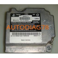 Réparation Calculateur D'airbag Alfa Romeo 156 - 46409123