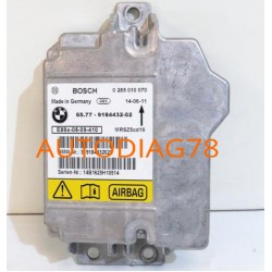 Réparation Calculateur D'airbag BMW SERIE 3 E90/E91 BOSCH 0 285 010 070, 0285010070