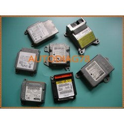 Réparation Calculateur D'Airbag Mini Cooper BMW TRW 6577 9353044 01, 6577935304401, 130441 10, 231705-129