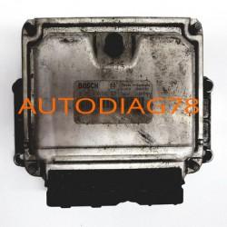 Réparation Calculateur Moteur Renault 8200118522 Bosch 0 281 010 502, 0281010502