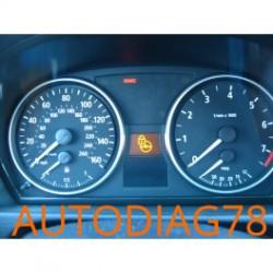 Réparation verrou de colonne de direction assistee ELV BMW E60, E87, E90