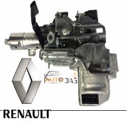 Colonne De Direction Assistée électrique DAE Renault modus clio 3 TRW  8200 598 432, 8200598432