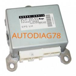 Réparation Colonne Direction électrique assistée DAE Citroen C1 89650-0H010,89650-0H030 JTEKT 69 00 000 521