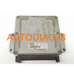 CALCULATEUR MOTEUR  CITROEN BERLINGO 2.0 HDI, BOSCH 0 281 010 360, BOSCH 0281010360, 96 416 072 80, 9641607280, EDC15C2 PSA 1929