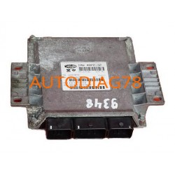 CALCULATEUR MOTEUR CITROEN C5 2.0 IAW48P232, IAW48P2.32, IAW 48P2.32, HW9642606280, HW 9642606280, 16469034, 16.469.034, SW96449