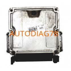 CALCULATEUR MOTEUR PEUGEOT 806 2.0 HDI BOSCH 0281010135, 0 281 010 135, 9636254580, 96 362 545 80 EDC15C2 17